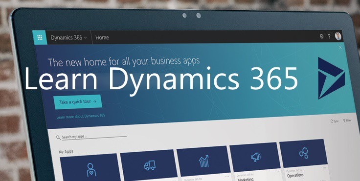 Learn Dynamics 365 Egitim Turkce