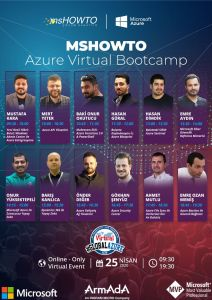 MSHowto Azure Virtual Bootcamp 2020